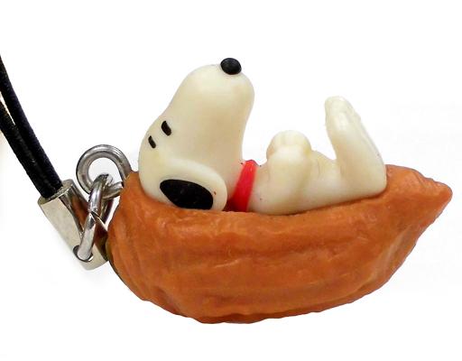 【中古】ストラップ(キャラクター) スヌーピー(福島/あんぽ柿) 全国のおいしいものアクセサリー第2弾「SNOOPY」 PEPSI NEXオンパックキャンペーン