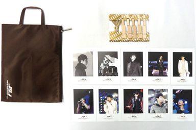 【中古】その他雑貨(男性) ユチョン DIY PHOTO Package with 7321 DESIGN 「JYJ World Tour Concert 2011 in Busan」