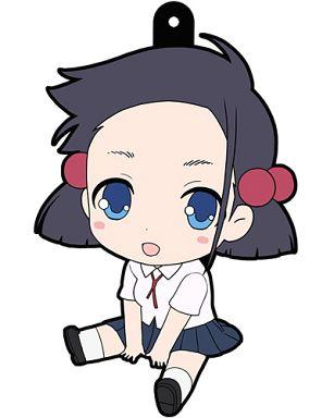 上重漫 「咲-Saki- 全国編 ぺたん娘トレーディングラバーストラップ」