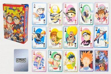 【中古】小物(キャラクター) ジャンプオールスタートランプ 週刊少年ジャンプ 2005年35号 先着購入特典