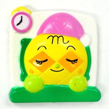 【中古】小物(キャラクター) メロンパンナちゃん(おやすみなさい) 「それいけ!アンパンマン くっつくんです63」