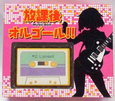 【中古】オルゴール(キャラクター) #2. Listen!! 「放課後オルゴール!!」