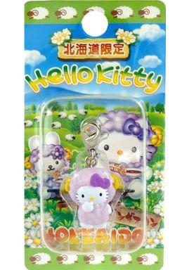 【中古】キーホルダー・マスコット(キャラクター) キティ(ジンギスカン) ファスナーマスコット 「ハローキティ」 北海道限定