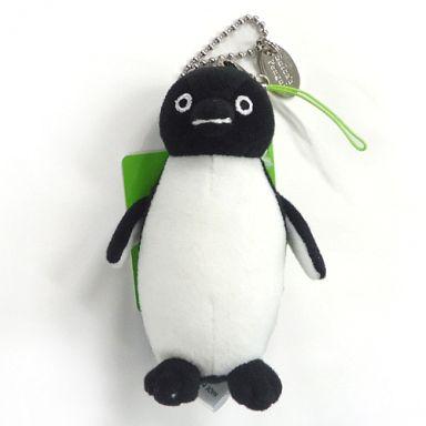 Suicaのペンギン ぬいぐるみストラップキーチェーン(プレート付)