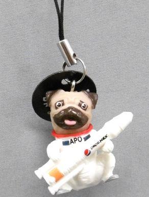 【中古】ストラップ(キャラクター) アポ(B) 「宇宙兄弟 SPACE COLLECTION」 2012年 PEPSI NEXキャンペーン品