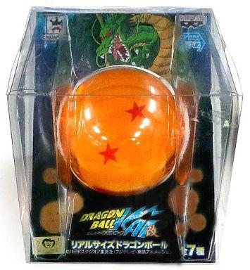 【中古】小物(キャラクター) B.二星球 リアルサイズドラゴンボール 「ドラゴンボール改」