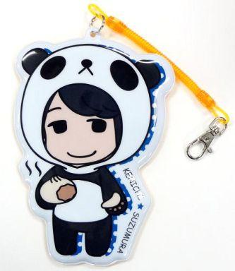 【中古】財布・パスケース(男性) 鈴村健一(CONNECT) ぷくぷくパスケース 「Kiramune Fan Meeting in YOKOHAMA」