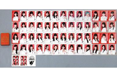 【中古】小物(女性) [単品] NMB48 トランプ 「NMB48 2015年 5000円福袋/10000円福袋」