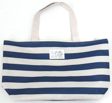【中古】バッグ(女性) [単品] HKT48 福袋オリジナルバッグ(ブルー×ホワイト) 「HKT48 2015年 5000円福袋」