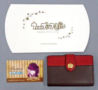【中古】小物(キャラクター) 黒崎蘭丸 カラーレザーカードケース 「うたの☆プリンスさまっ♪×Artemis Kings」
