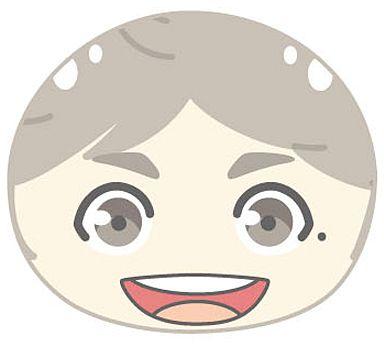 2.菅原孝支 「ハイキュー!! おまんじゅうにぎにぎマスコット2」