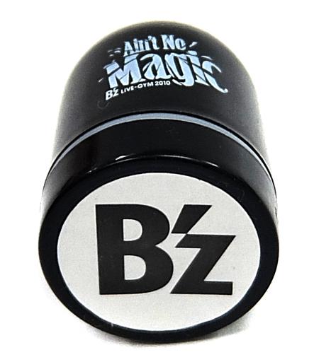 """【中古】小物(男性) B'z スタンプB(B'zロゴ/ブラック) 「B'z LIVE-GYM 2010 """"Ain't No Magic""""」 ガチャガチャ景品"""