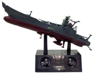 【中古】スピーカー(キャラクター) 宇宙戦艦ヤマト ステレオスピーカー