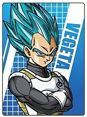 ベジータ(スーパーサイヤ人ゴッドSS) 「ドラゴンボール超 マグネットクリップ」