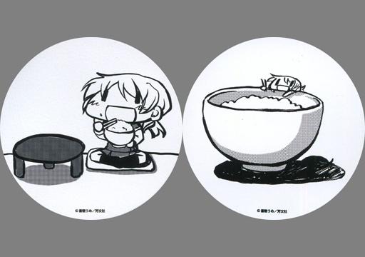宮子のごはんセット マグネットステッカー(2枚組) 「ひだまりスケッチ」 蒼樹うめ展グッズ