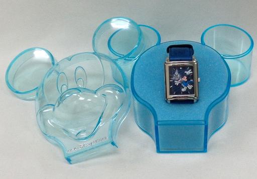 【中古】腕時計・懐中時計(キャラクター) ミッキーマウス グッドタイムパスポート(腕時計) 「ディズニー」 東京ディズニーランド20周年記念グッズ