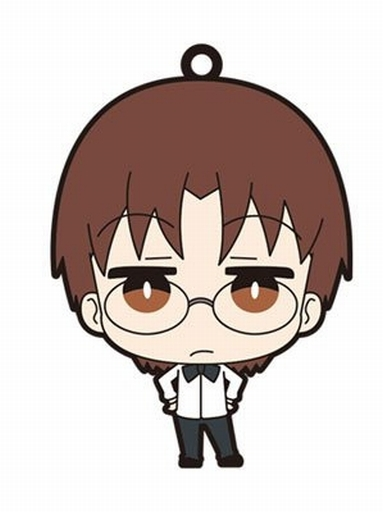 【中古】ストラップ(キャラクター) 01.小鳥遊宗太 ラバーストラップ 「WORKING!!!」