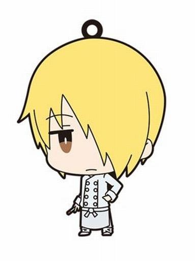 【中古】ストラップ(キャラクター) 06.佐藤潤 ラバーストラップ 「WORKING!!!」