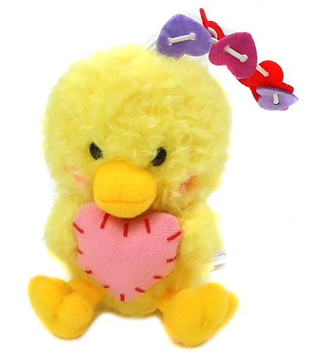 【中古】キーホルダー・マスコット(キャラクター) ウィッツィー ラブリーハートマスコット 「Suzy's Zoo-スージー・ズー-」
