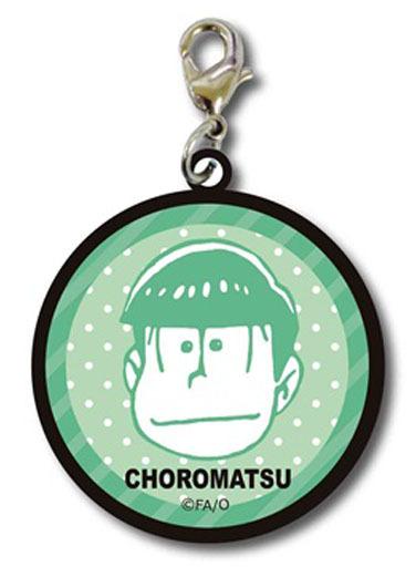 【中古】キーホルダー・マスコット(キャラクター) チョロ松 ブリキフックホルダー part2 「おそ松さん」