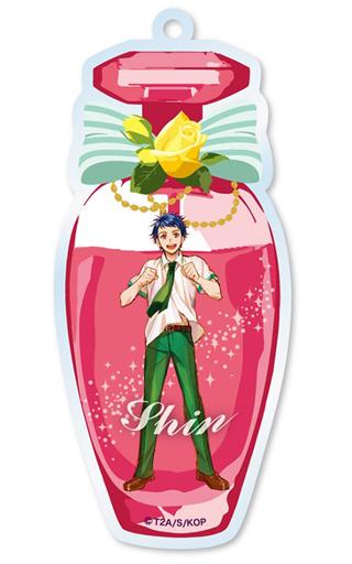 【中古】キーホルダー・マスコット(キャラクター) 04.一条シン 香水瓶型アクリルキーチェーン 「KING OF PRISM by PrettyRhythm」