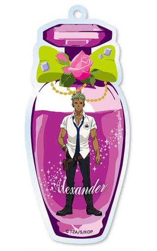 【中古】キーホルダー・マスコット(キャラクター) 12.大和アレクサンダー 香水瓶型アクリルキーチェーン 「KING OF PRISM by PrettyRhythm」