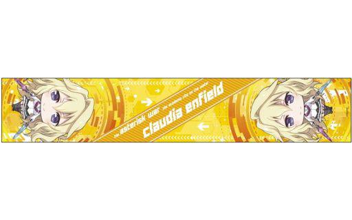 【中古】タオル・手ぬぐい(キャラクター) クローディア・エンフィールド マフラータオル 「学戦都市アスタリスク」