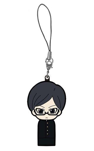 【中古】ストラップ(キャラクター) 坂本(学制服) 「坂本ですが? こけしとらっぷラバー」