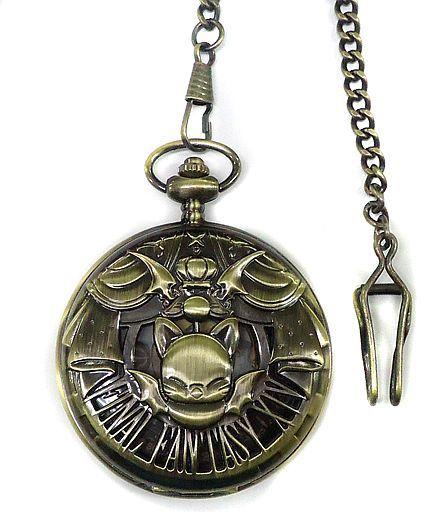 【中古】腕時計・懐中時計(キャラクター) ゴールド モーグリ懐中時計 「ファイナルファンタジーXIV」
