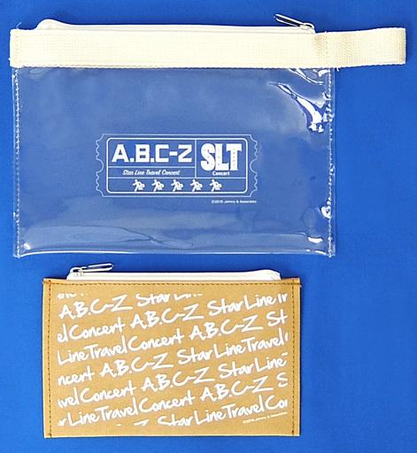 A.B.C-Z ポーチ(2個セット) 「A....