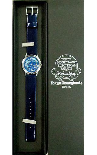 【中古】腕時計・懐中時計(キャラクター) [破損品] ミッキーマウス 腕時計 「東京ディズニーランド・エレクトリカルパレード・ドリームライツ」 東京ディズニーランド限定