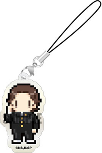 【中古】ストラップ(キャラクター) 久保田吉伸 アクリルストラップbitエディション 「坂本ですが?」