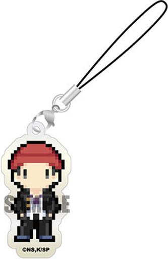 【中古】ストラップ(キャラクター) 前田あつし アクリルストラップbitエディション 「坂本ですが?」