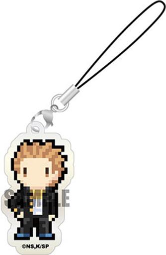 【中古】ストラップ(キャラクター) ケンケン アクリルストラップbitエディション 「坂本ですが?」