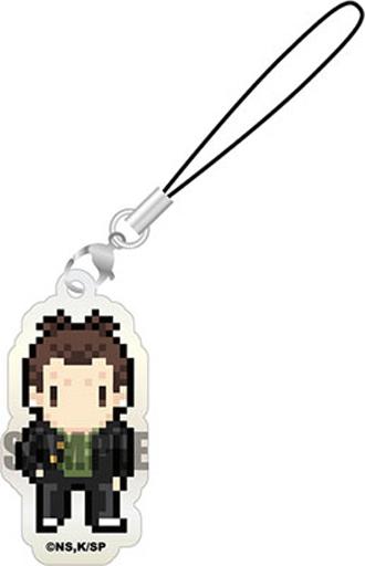【中古】ストラップ(キャラクター) まりお アクリルストラップbitエディション 「坂本ですが?」