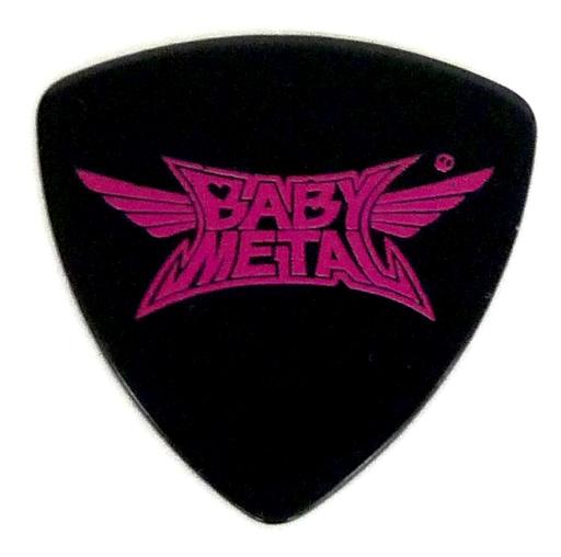 【中古】小物(女性) BABYMETAL×HMV オリジナルギターピック 「Blu-ray/DVD LIVE - LEGEND 1999&1997 APOCALYPSE」 HMV 購入特典