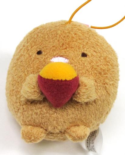 【中古】キーホルダー・マスコット(キャラクター) とんかつ ほくほくおさつマスコット 「すみっコぐらし」