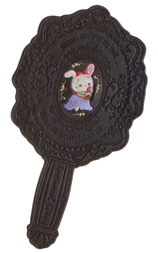 【中古】生活雑貨(キャラクター) つぎはぎ林檎の白雪姫テーマ ミラー 「センチメンタルサーカス」