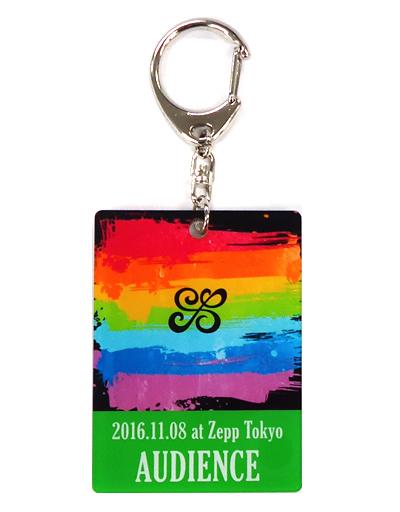 【中古】キーホルダー・マスコット(女性) 山本彩 会場限定キーホルダー(ツアーバスデザイン) 「山本彩 LIVE TOUR 2016?Rainbow?」 東京会場限定