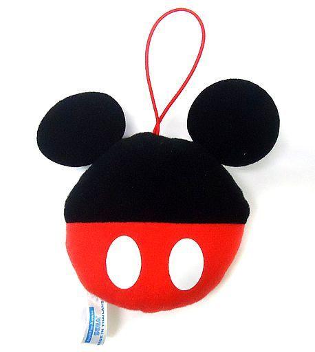 【中古】キーホルダー・マスコット(キャラクター) ミッキーマウス ディズニーキャラクター 超大集合!アイコンマスコット 「ディズニー」