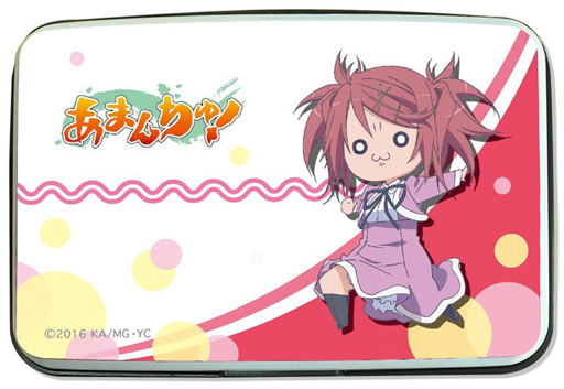 二宮愛 カードケース 「あまんちゅ!」