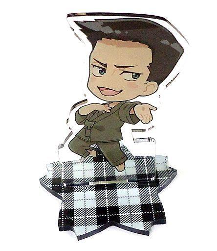 【中古】小物(キャラクター) ギオルギー・ポポーヴィッチ 「ユーリ!!! on ICE×PRINCESS CAFE BIGアクリルスタンド 第二弾 館内着ver.」