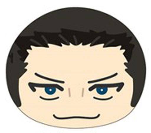 【中古】キーホルダー・マスコット(キャラクター) ギオルギー・ポポーヴィッチ 「ユーリ!!! on ICE おまんじゅうにぎにぎマスコット2」