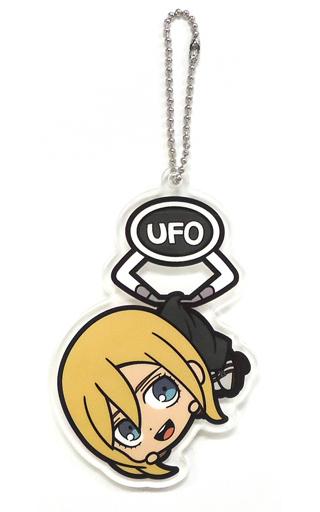 クリスタ・レンズ UFOつままれアクリルキーチェーンマスコット 「進撃の巨人」