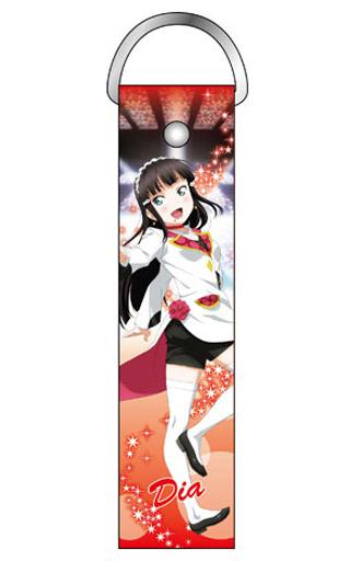 黒澤ダイヤ MIRAI TICKETver デカストラップ 「ラブライブ!サンシャイン!!」
