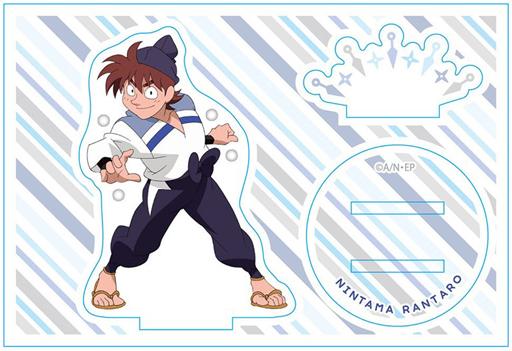 【中古】小物(キャラクター) 02.土井半助 アクリルフィギュアスタンド 「忍たま乱太郎」