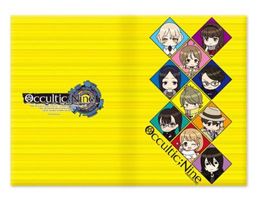 【新品】家電サプライ他(キャラクター) C.SDキャラ タブレットPCケース Lサイズ 「Occultic;Nine -オカルティック・ナイン-」