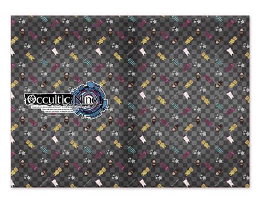 【新品】家電サプライ他(キャラクター) D.ぬいぐるみデザイン タブレットPCケース Lサイズ 「Occultic;Nine -オカルティック・ナイン-」