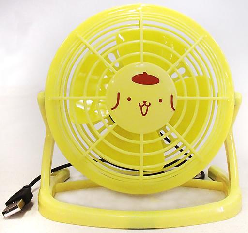 【中古】家電サプライ他(キャラクター) ポムポムプリン USB扇風機 「サンリオキャラクターズ」