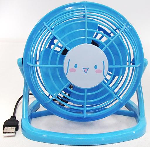 【中古】家電サプライ他(キャラクター) シナモロール USB扇風機 「サンリオキャラクターズ」